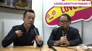 【LOVECARS!TV!LIVE! TMS-SPL】モリゾウさん(豊田章男氏)登場!