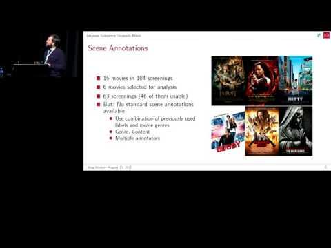 Cinema Data Mining
