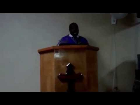 Bishop Aaron Nixon  - Maintaining Unity In The Church