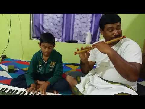 vaishnav jan to flute dhun.