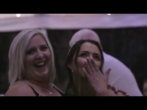 Midlands Wedding Video Cameraman in Solihull, Birmingham | Hogarths Hotel, Dorridge