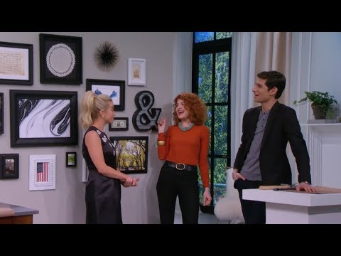 How To Make a Collage Wall with Laurie Smith - Pickler & Ben