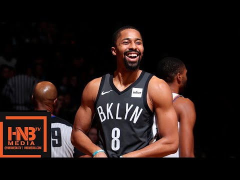 Brooklyn Nets vs Phoenix Suns Full Game Highlights | 12/23/2018 NBA Season