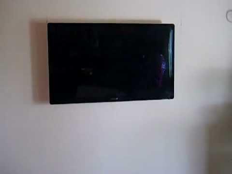 Sony Google TV Wall Mount Installation - Middletown NY ...