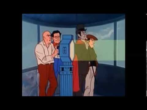60s Animated Superman to Inspire