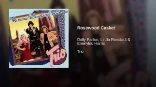 Rosewood Casket
