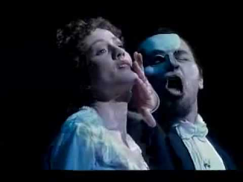Music of the night - Phantom of the Opera Live