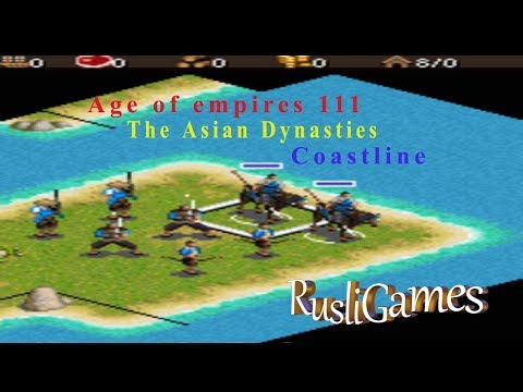 Age Of Empires 3 The Asian Dynasties Java Game