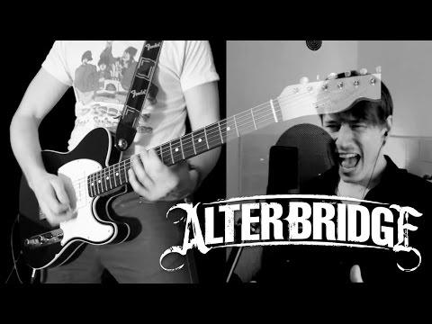 Blackbird by Alter Bridge   Band Cover