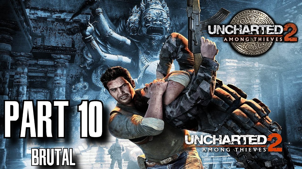 Only One Way Out - Uncharted 2 Wiki Guide - IGN