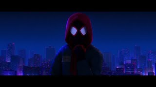 i'm not Scared of the Dark-Spider-Man:in to the Spider verse -Lil wayne Ft  (D KA ART)