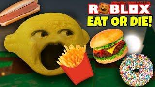 Roblox Eat or Die [Grandpa Lemon Plays]