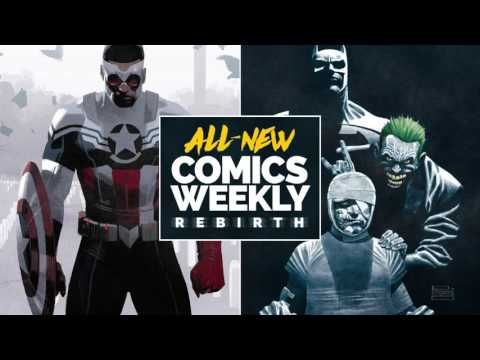 All-New Comics Weekly Rebirth #10 – rzutem na taśmę