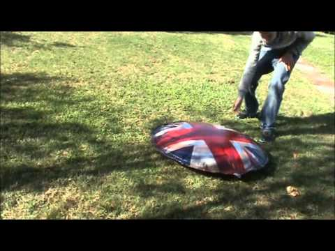 Super Flying Frisbee, Hoverdisc from Hamleys!!! Top 5 super toys!!!