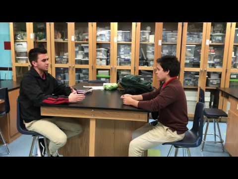 Solar Boat PBL Interview ft. Robert Lopez