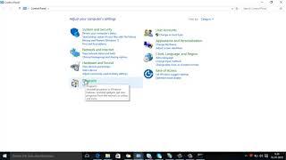 Steps to resolve HTTP Error 500.19 in IIS (Windows 10)