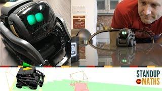 Vector: my new robot maths buddy