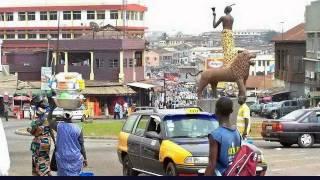Togo et Ghana