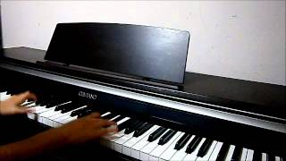 ZE:A - The Ghost Of Wind (Piano Cover)