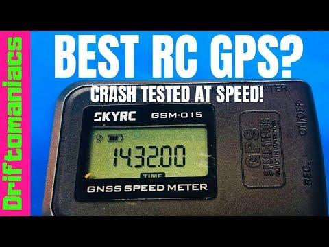 best-rc-gps---skyrc-gps-speed-meter-review-&-crash-test!