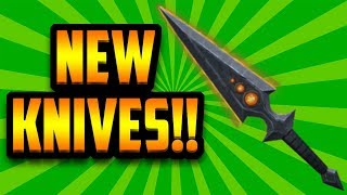 THIS MASSIVE AUGUST UPDATE CAME OUT OF NOWHERE!! [CRAFTING KUNAI] (ROBLOX ASSASSIN)