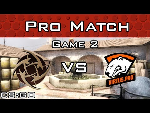 NiP vs Virtus.pro Grand Finals Copenhagen Games Game 2