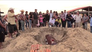 Funeral for journalist murdered in Mexico