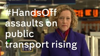 Undercover underground: tackling sex offences on public transport #HandsOff