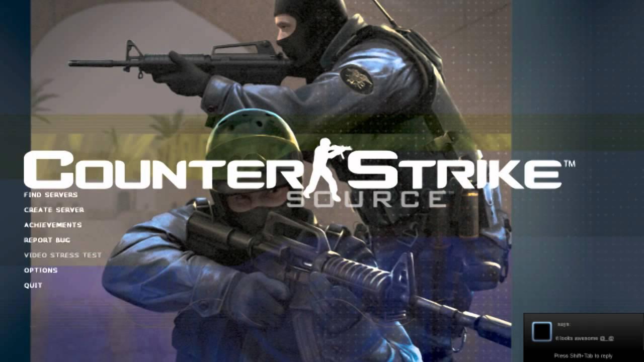 Counter-strike: source beta 2004 youtube.