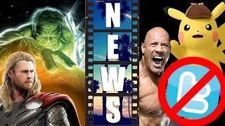 Thor Ragnarok 2017 is really Planet Hulk?! Twitter in Trouble? - Beyond The Trailer