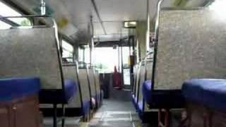 twm metrobus 2716 a716 uoe