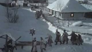 Рождественские колядки из известного фильма
