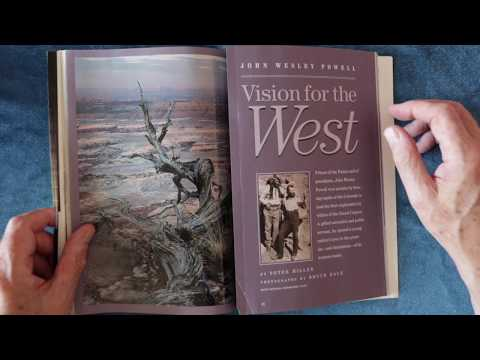 (ASMR) Page turning of an old National Geographic magazine no talking No 2 .
