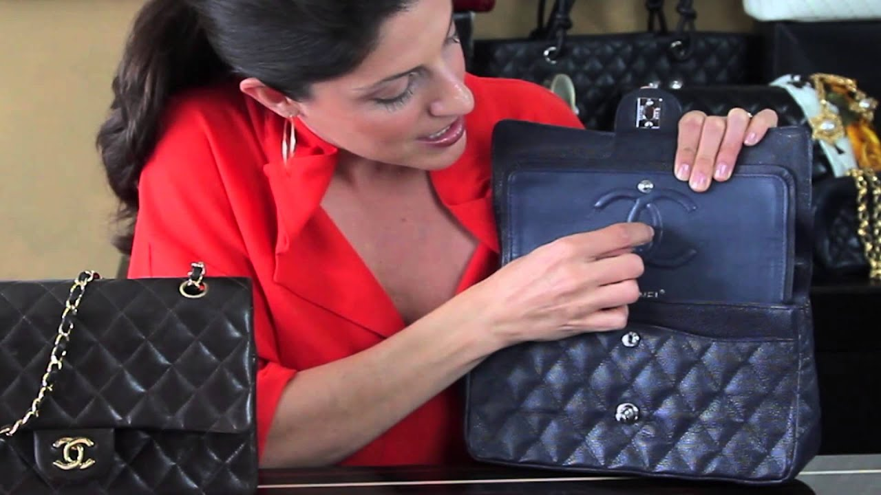 How to Spot a Fake Chanel Bag: Part 02 - Michael\u0026#39;s, The ...