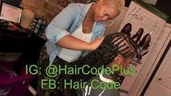 Natural Sew In using Deep Wave curly hair bundles