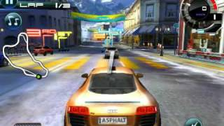 Asphalt 5 iPhone Trailer PocketGamer.co.uk