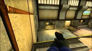CS:GO - shockeR saving the pistol round on cache