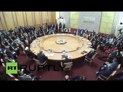Russia: Putin praises new BRICS 'outreach summit' initiative