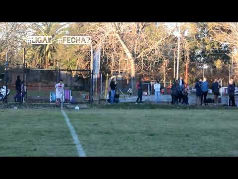 #LigaB #Fecha7 | Gol de Matías Varela (Alumni)