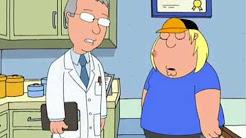 hqdefault - Chris Griffin Talking Pimple