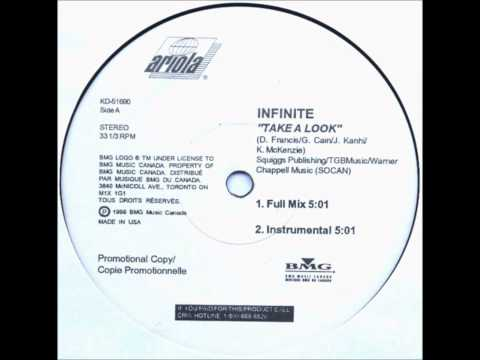 Infinite - Take A Look (Instrumental)