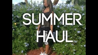 Summer Haul: Forever 21, Pacsun, Nordstrom, Juicy Couture & MOREE