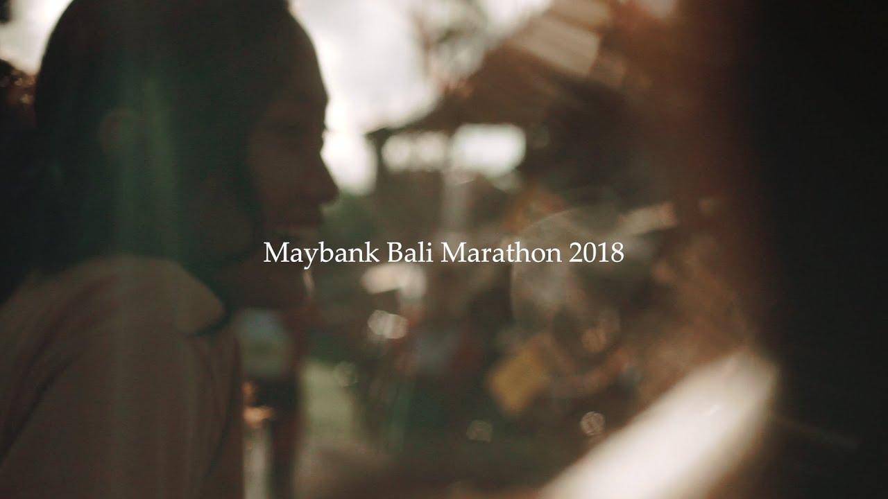 [VLOG] Maybank Bali Marathon 2018