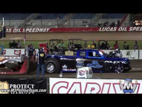 M3 Pulling 2016: Pro Pulling Nationals - Lucas Oil Speedway