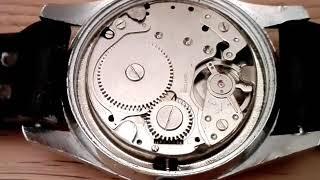 VICTOR super de luxe 21 Rubyflex royal time swiss movt vintage watch with Baumgartner BFG866 movt