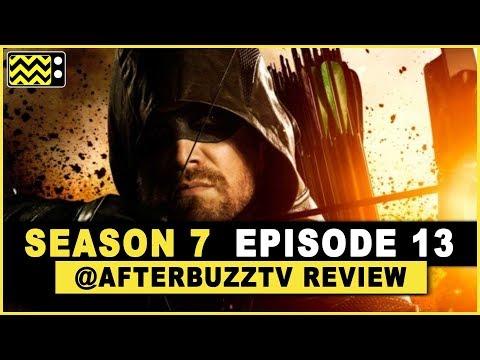 Arrow Season 7 Episode 13 Review & After Show