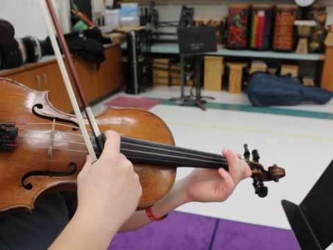 Dragonhunter- Violin 1