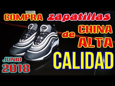 huge selection of fb896 91b50 Zapatillas Importadas de China - ¿Dónde Comprar Zapatillas de Marca Chinas  Réplicas Nike   Adidas