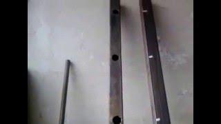 Шведская стенка своими руками 1 часть(, 2014-12-20T21:06:27.000Z)