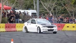 Best-of OPC La Foa Drift Contest 2013 Part1